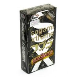 Bao cao su Sagami Xtreme Cobra  - Dũng mãnh như rắn hổ mang