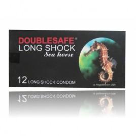 Bao cao su Double safe Long Shock – Tác dụng kép chống xuất tinh sớm, giảm khô rát âm đạo