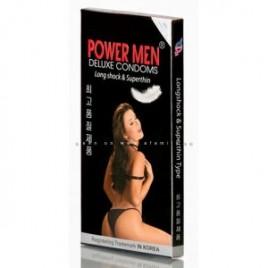 Bao Cao Su Power Men Super Thin Siêu Mỏng - Xuất Tinh Sớm Chỉ Là Quá Khứ
